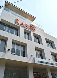 カリン ホテル & サービスアパートメント