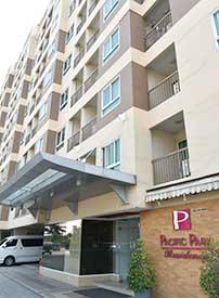 パシフィック パーク ホテル&レジデンス